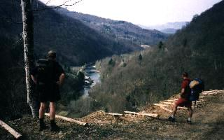 Kupa River - © Oranginas Walking Group