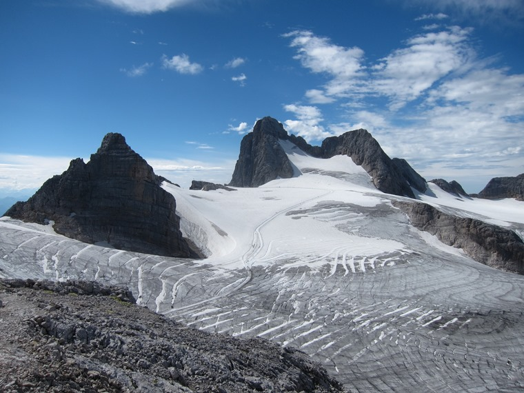 Dachstein summits - © K Gjadstein