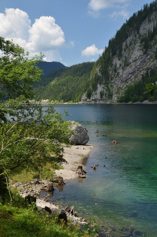 Gosausee Lakes and Valley: © flickr user - Patrick Vierthaler