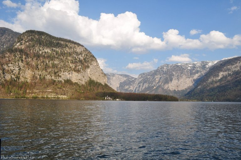 Austria The Dachstein, Soleleitungsweg/Hallstatter See, , Walkopedia