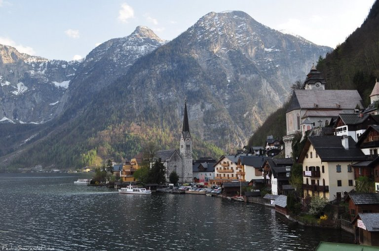 Hallstatt - © flickr user - Turist of the World