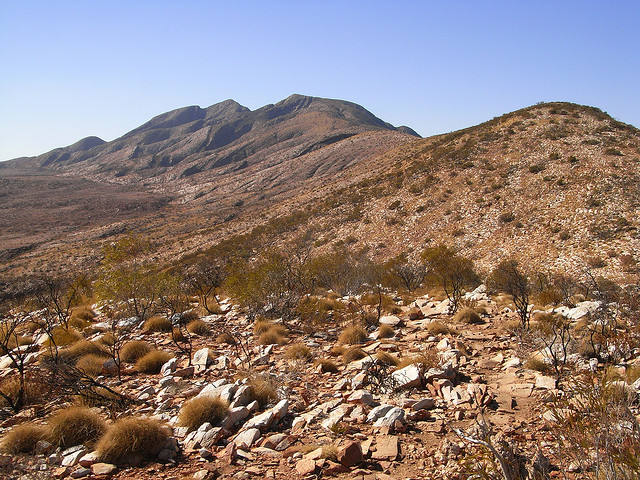 Larapinta Trail - © Flickr User andydolman
