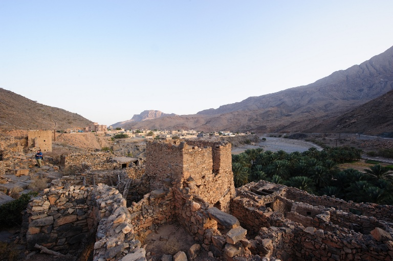 Wadi Ghul - © flickr user - Simon Monk