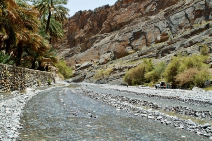 Wadi Ghul - © flickr user - Prasad Pillai