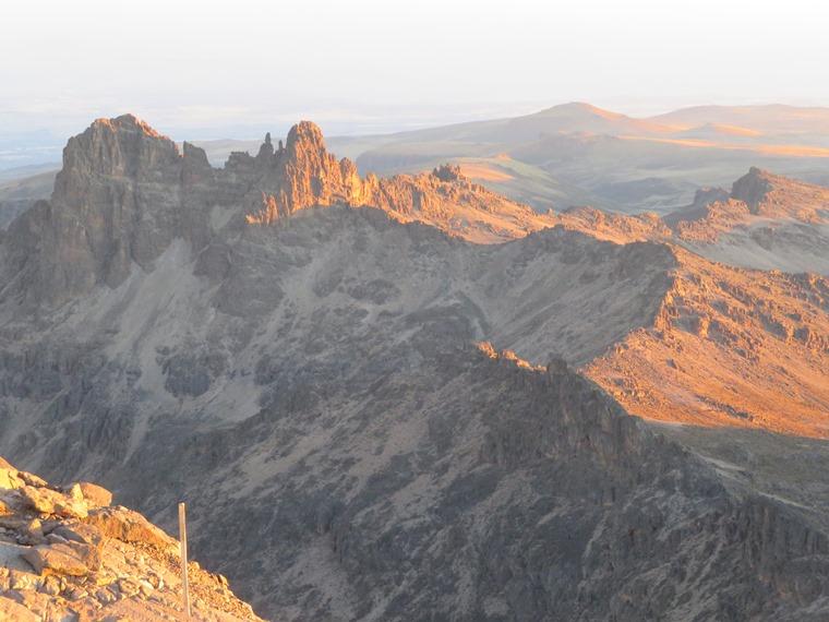 Chogoria Route: © William Mackesy