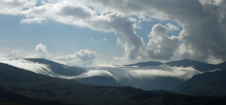 Cloudscape and Landscape - ©  Andrew flickr user