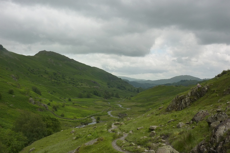 Far Easedale  - © Andrew Bowden flickr user