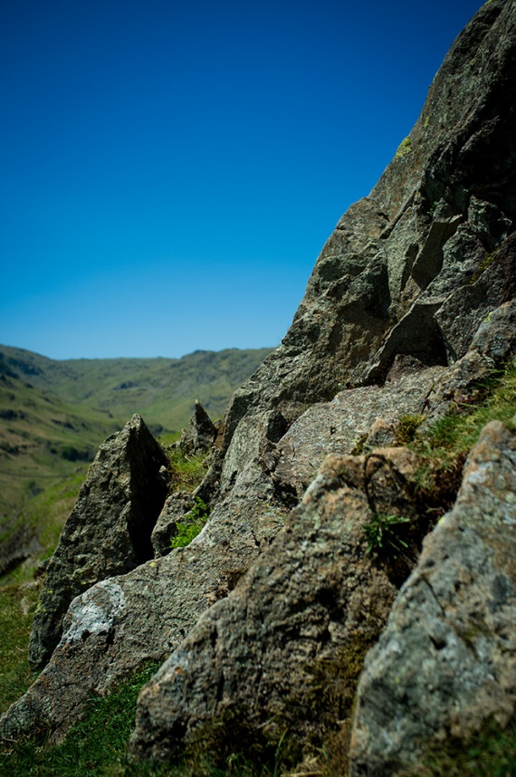 Helm Crag  - © Andy Lamb flickr user