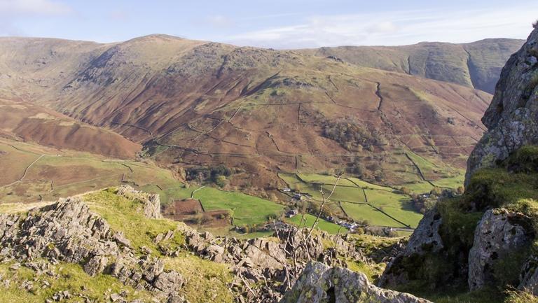 Walk to Helm Crag  - © Ed Webster flickr user