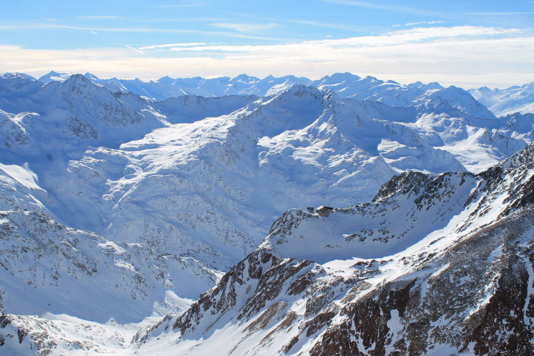 Stubai Glacier - © flickr user- Thomas Hackl