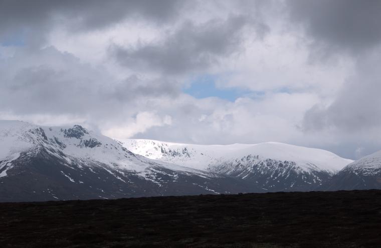 United Kingdom Scotland Cairngorms, Ben Avon, Beinn a'Bhuird and Ben Avon , Walkopedia