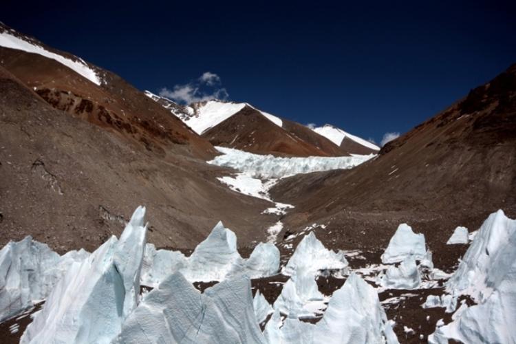 Mount Everest Region: Everest Advanced Base Camp Trek - © Flickr User - Gaurav Agrawal