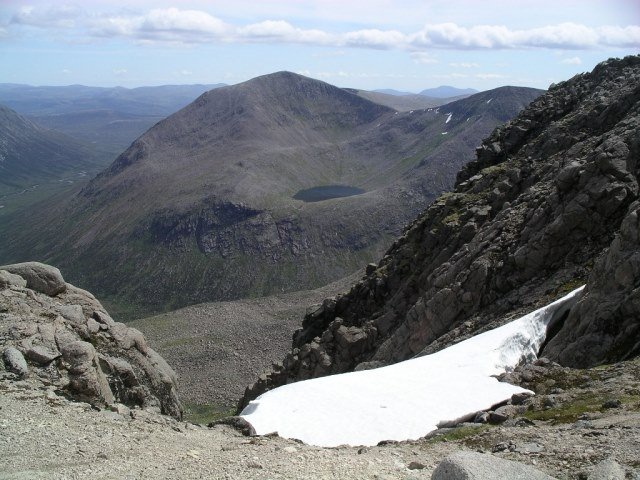 United Kingdom Scotland Cairngorms, Cairn Toul and Braeriach , Cairn Toul, Walkopedia