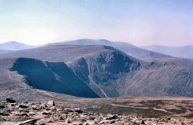 Cairngorm summit  - © Geograph user David Dixon