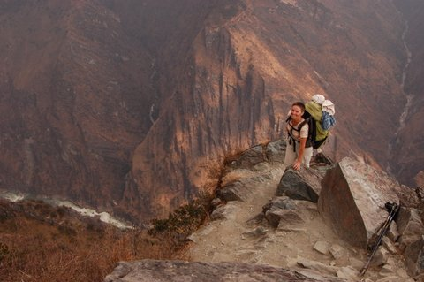 Tiger Leaping Gorge: © Ben Ball