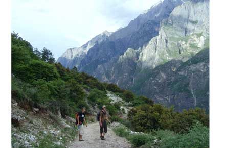 Tiger Leaping Gorge  - © Olivia Packe