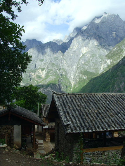 Tiger Leaping Gorge -  - © Olivia Packe
