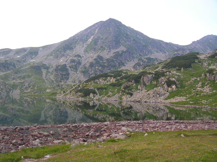 Retezat near camp Bucura  - © Wikimedia Contributor Igot Skokan