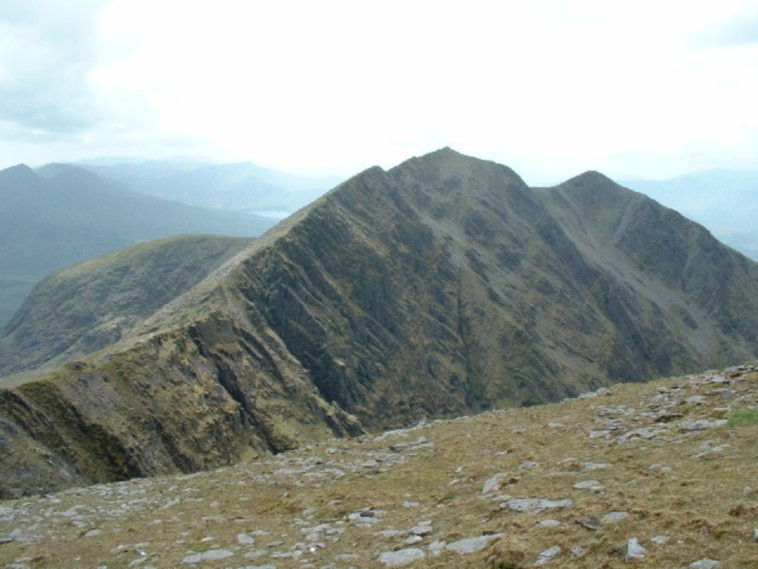 "Caher Macgillycuddy""s Reeks  - © geograph user Robert Bone"
