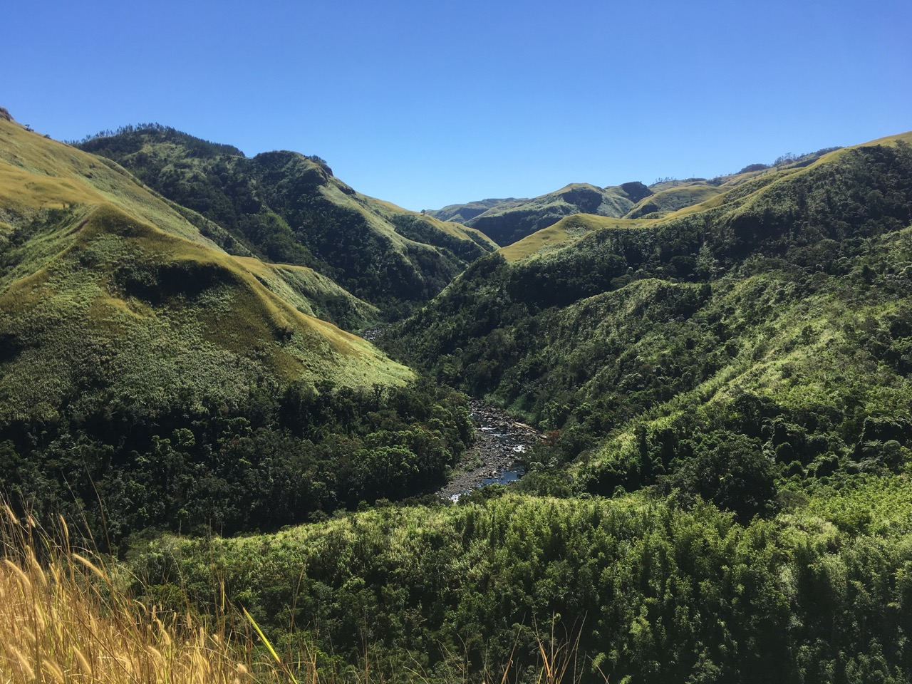 Cross Highland Hike