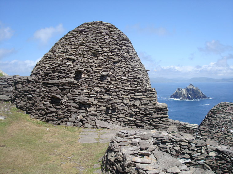 Skellig Michael: Skellig Michael  - © flickr highlander411