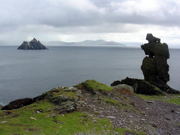 Ireland Kerry Iveragh Peninsula, Skellig Michael, Skellig Michael , Walkopedia