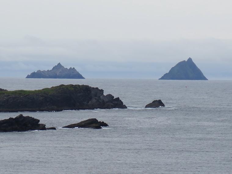 Ireland Kerry Iveragh Peninsula, Skellig Michael, skellig-michael, Walkopedia
