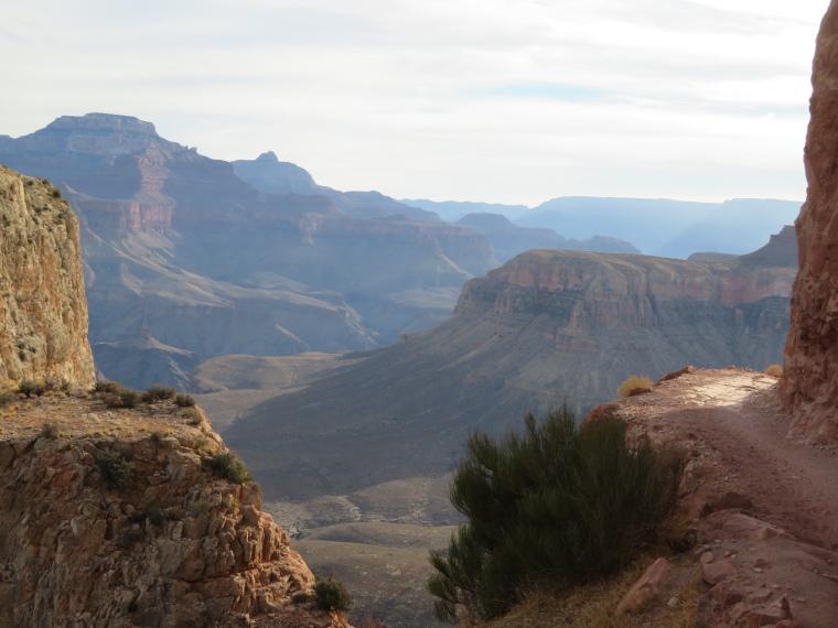 South Kaibab Trail: