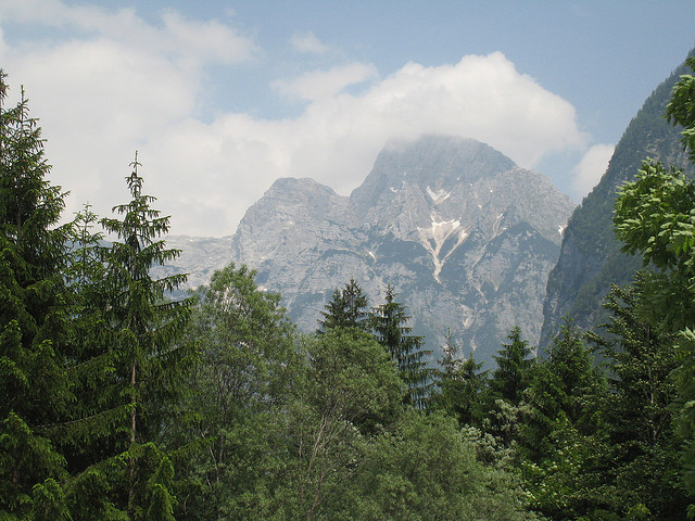 Julian Alps: © flickr user Mark Iverson