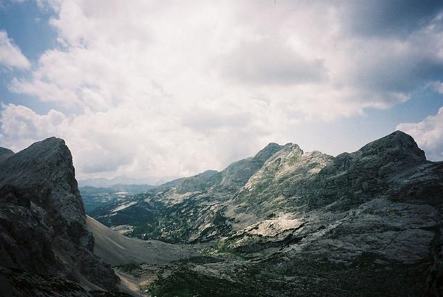 Julian Alps - © flickr user Krzysztof Ilowiecki