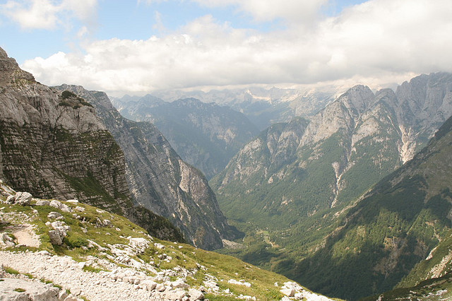 Julian Alps: Julian Alps - © flickr user Andrij Bulba