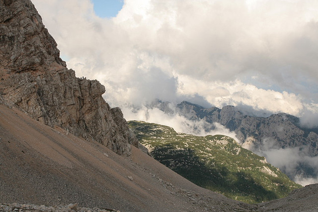 Julian Alps - © Flickr user Andrij Bulba