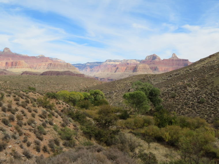 Inner plateau near Indian Garden, Plateau Point trail - © William Mackesy