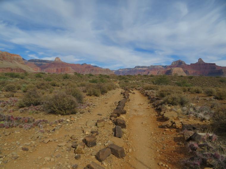 Inner plateau, Plateau Point trail - © William Mackesy