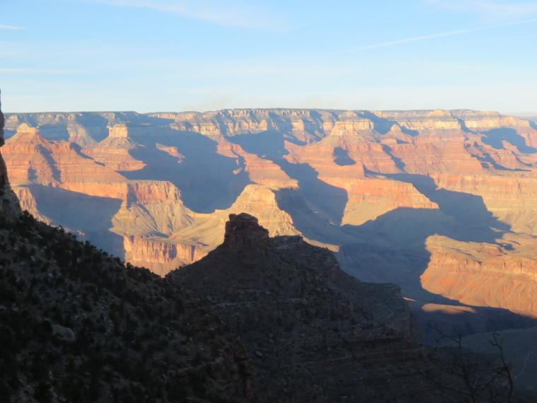 Across the Canyon, late light - © William Mackesy