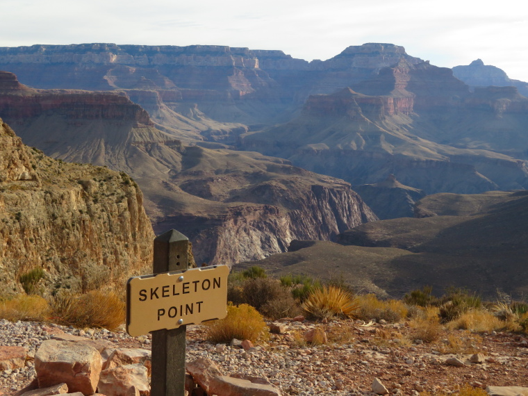 South Kaibab Trail - © William Mackesy