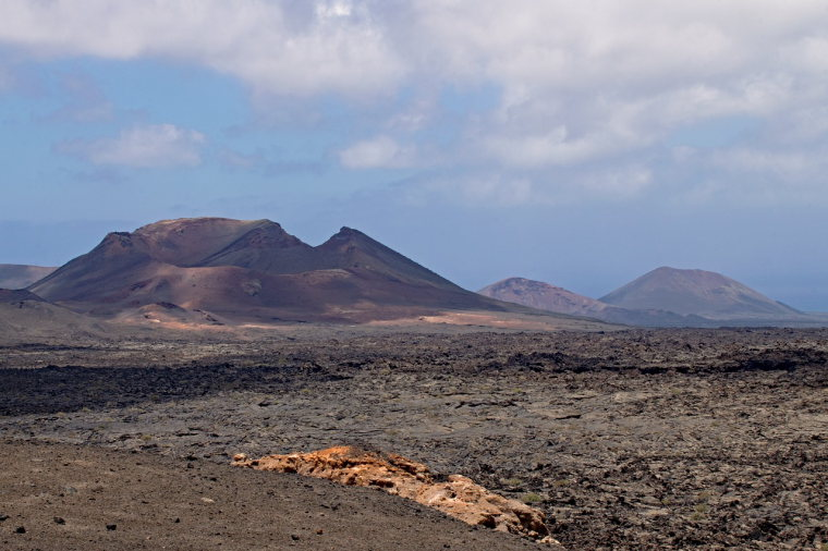 Termesana Route: timanfaya - © pixabay user lapping