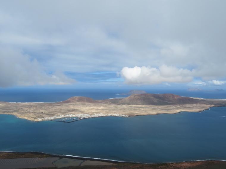 Spain Canary Islands: Lanzarote, Isla Graciosa , , Walkopedia