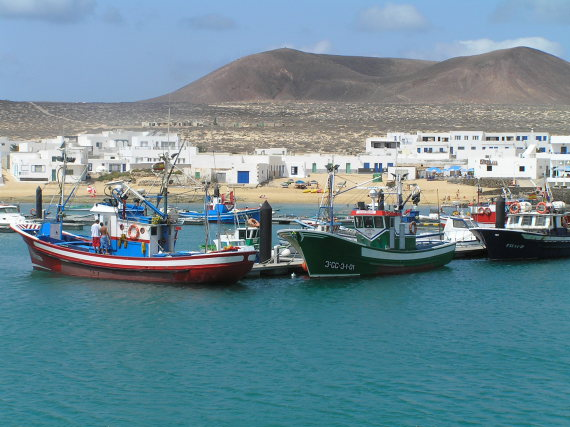 Isla Graciosa  - © wiki user Laurent Fraquet