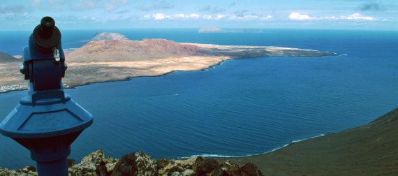 Spain Canary Islands: Lanzarote, Isla Graciosa , Isla Graciosa, Walkopedia