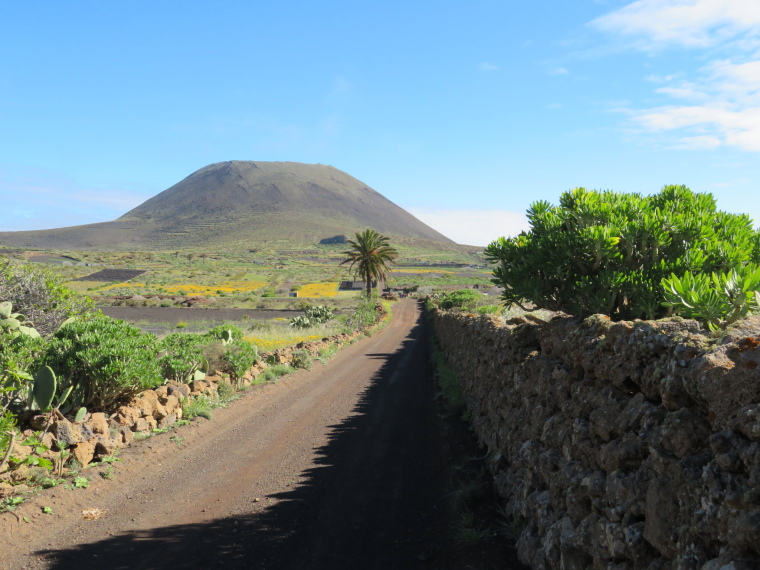 Spain Canary Islands: Lanzarote, Maguez Area  , , Walkopedia