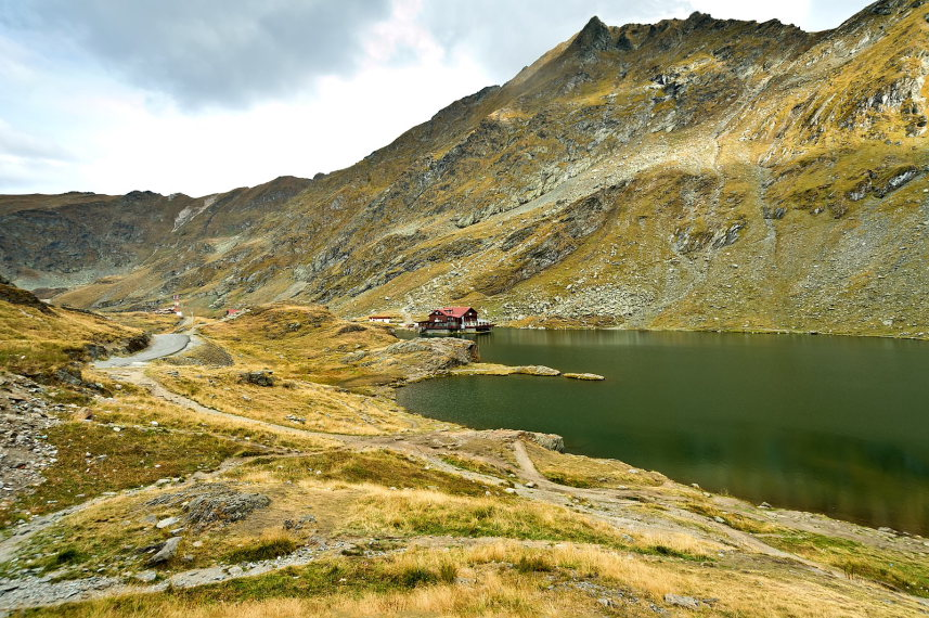 Fagaras Mountains: Fagaras Mountains, Balea Lake Romania  - © wiki Hans-Jurgen Neubert