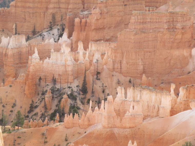 "Bryce - hoodoo heaven, Queen""s Garden - © William Mackesy"