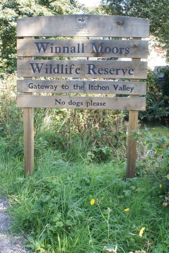 United Kingdom England South, Winnall Moors, , Walkopedia