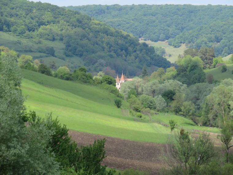Transylvania: Floresti - © William Mackesy