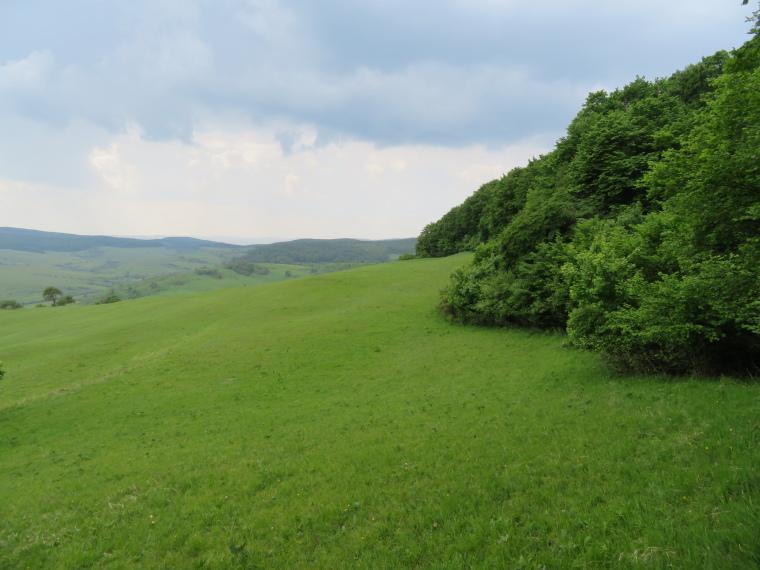 Transylvania: Above Roades - © William Mackesy