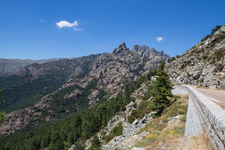 Cucuruzzu, Capula en Col de Bavella  - © flickr user Carolien Coenen
