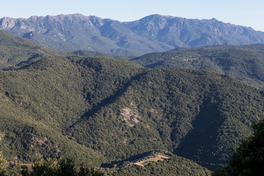 Cucuruzzu, Capula en Col de Bavella  - © flickr user Carolien Coenen 4