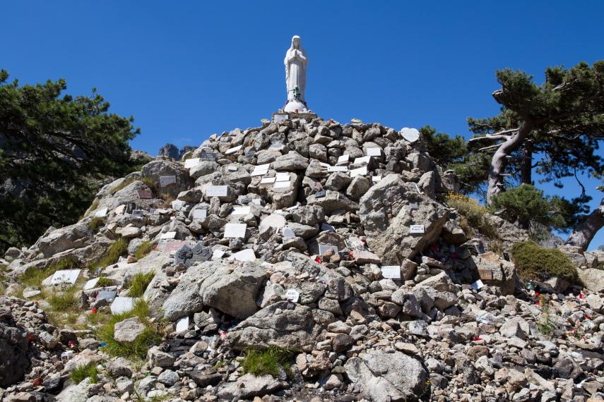 Cucuruzzu, Capula en Col de Bavella - ©  flickr user Carolien Coenen 6