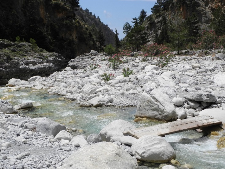 Samaria Gorge: � fickr user- Shepard4711